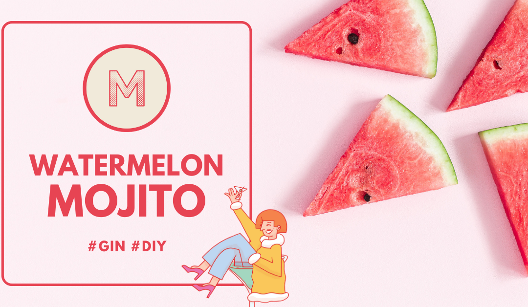 Check out our watermelon mojito recipe